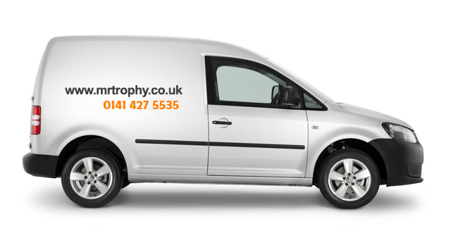 Glasgow Trophy Free Delivery